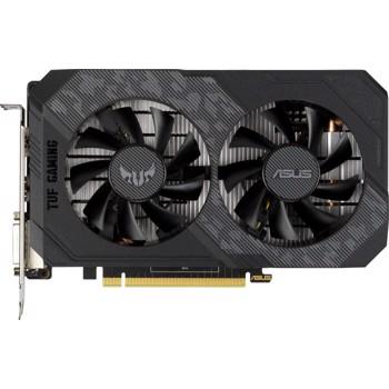 Placa video ASUS TUF Gaming TUF-GTX1650-O4GD6-P-GAMING NVIDIA GeForce GTX 1650 4 GB GDDR6