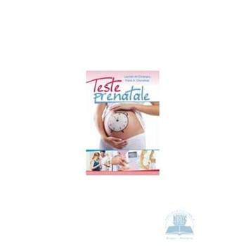 Teste prenatale - Lachlan De Crespigny Frank A. Chervenak 973-571-917-3