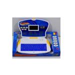 Laptop pentru copii cu meniu bilingv romana-engleza, 60 seturi de functii, 1 mouse, materiale foarte rezistente