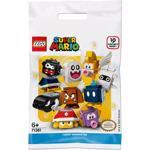 LEGO Super Mario: Pachete de personaje - Seria 2 71386, 6 ani+, 24 piese