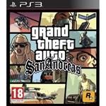 Joc consola Take 2 Interactive Grand Theft Auto San Andreas PS3