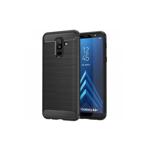 Husa Air Carbon pentru Samsung Galaxy A6 Plus (2018) Negru