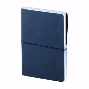 Notes Switch A5, hartie alba, liniatura+ matematica, Albastru/Bleu