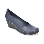 Pantofi FLAVIA PASSINI bleumarin, ARS134, din piele naturala
