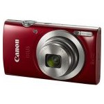 Aparat Foto Digital Canon IXUS 185, 20 MP, Filmare HD, Zoom optic 8x (Rosu)