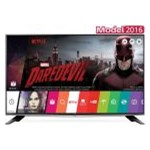 Televizor LED LG Smart TV 50UH635V Seria UH635V 127cm gri - negru 4K UHD HDR