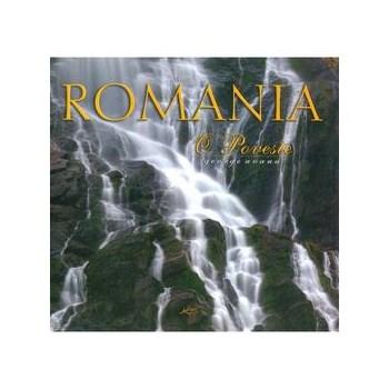 Romania, o poveste - George Avanu, editura Age - Art
