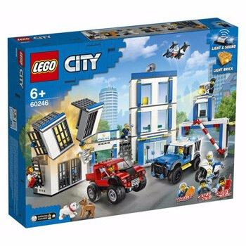 LEGO® City / LEGO® City Police - Sectie de politie (60246)