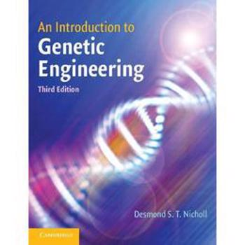 Introduction to Genetic Engineering - Desmond S T Nicholl, editura Rupa Publications