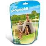 Playmobil City Life - Zoo, Familie de manguste