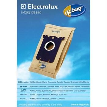 Set saci hartie Electrolux E200B s-bag universal compatibili cu aspiratoare Philips si Electrolux, 5 buc