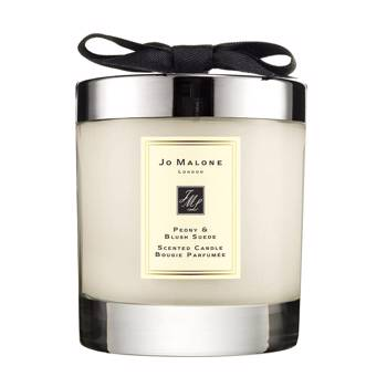 PEONY&BLUSH SUEDE CANDLE