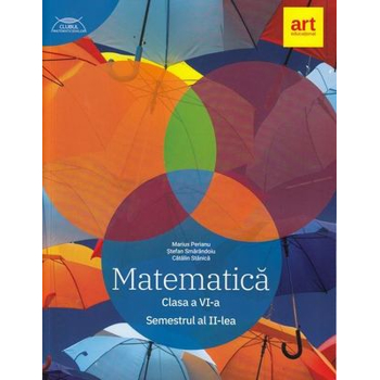 MATEMATICA CLASA 6 SEM. 2 MARIUS PERIANU