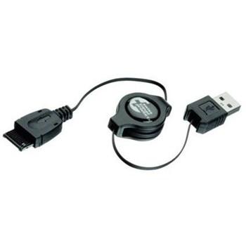 Cablu de date SwissTravel SRCC-18 retractabil pentru Siemens srcc-18