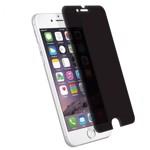Folie de sticla Apple iPhone 7, Privacy Glass MyStyle, folie securizata duritate 9H