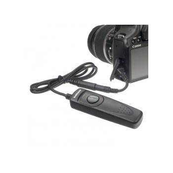 Declansator cu fir Hahnel HRC280 pt Canon Pentax 147651