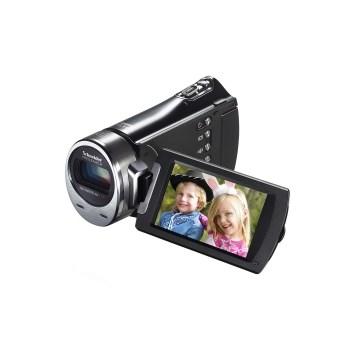 Samsung HMX-400 Negru - camera video Full HD, zoom optic 30x