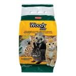 Asternut igienic pentru pasari, rozatoare si pisici Woody Litter, 10 L