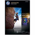 Hartie foto HP Advanced Q5456A, 210 x 297mm, 25 coli