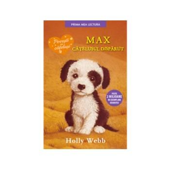 Max, catelusul disparut