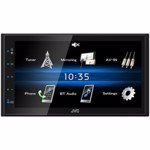 Player auto JVC KW-M25BT 2DIN 4x50W Touchscreen 6.8inch 4x50W Bluetooth KW-M25BT