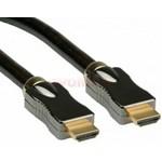 Cablu HDMI Ultra HD cu Ethernet v2.0 T-T 1m, Roline 11.04.5680