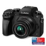 Panasonic DMC-G7 negru kit Lumix G Vario14-42mm f/3.5-5.6 II ASPH MEGA O.I.S.