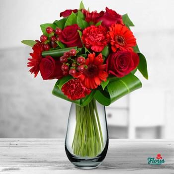 Buchet de flori - Pasiune