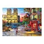 Puzzle Eurographics - Dominic Davison: Notre Dame by Dominic Davison, 1.000 piese (6000-5530)
