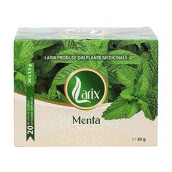 Ceai Menta Larix, 20 doze x 1,5g (Snur)