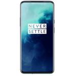 Smartphone OnePlus 7T Pro, 90 Hz Fluid AMOLED, Snapdragon 855 Plus, 256GB, 8GB RAM, Dual SIM, 4G, 4-Camere, Haze Blue