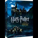 Harry Potter Complete 8 Film Collection [DVD] [2011]
