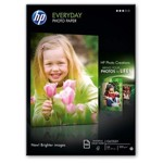 Hartie foto HP Semi-glossy A4 100 coli
