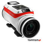 Camera pentru sportivi TomTom Bandit Bike Pack, 16 MP, WiFi