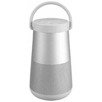 Boxa portabila Bose SoundLink Revolve Plus, Bluetooth, Argintiu