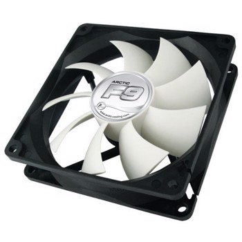 Ventilator Arctic F9 92 mm, 1800 rpm, 35 CFM