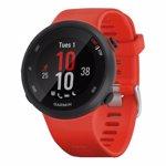 Ceas smartwatch Garmin Forerunner 45, Lava Red