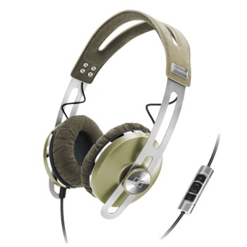 Casti audio On-Ear cu banda Sennheiser Momentum, verde