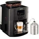 Espressor automat Krups Espresseria Automatic EA816B, 1450W, 15 bar, 1.7 l, Gri