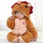 CLD55-8 Salopeta zodia leu pentru copii