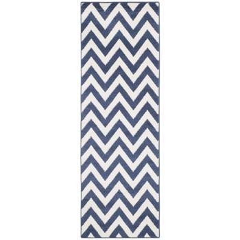 Covor Modern & Geometric LaVictoria, Albastru/Bej, 120x180