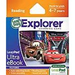 Soft educational LeapPad - Cars 2