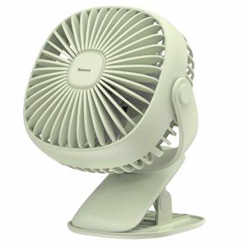 Ventilator Birou Wireless Baseus 3.5W USB 360 Tea Green cxfhd-06