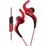 JVC HA-ETR40-R-E Casti sport in-ear lavabile, telecomanda si microfon pe fir - rosu