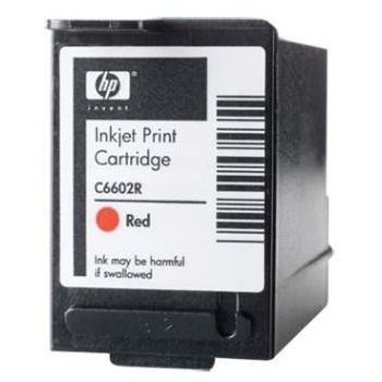 Cerneala HP rosu | 18ml | Thermal InkJet