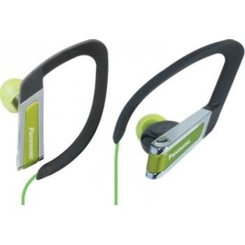 Casti audio in-ear Panasonic RP-HS200E-G, Sport, Verde