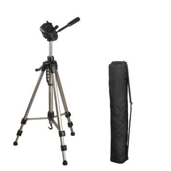 Trepied foto-video HAMA Star 62 4162, 160 cm, auriu