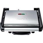 Gratar electric Tefal Panini GC241D38, 2000W (Inox)