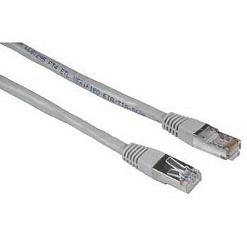 Hama 20141 Cablu de retea CAT 5e STP 7.5m gri