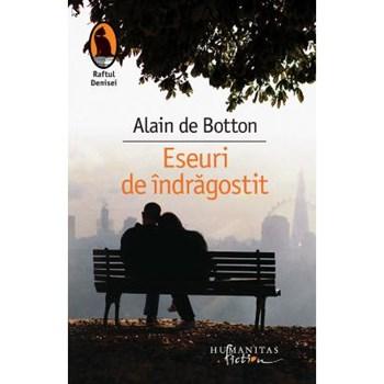 R-20 Eseuri de indragostit - Alain De Botton, editura Humanitas